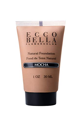 Ecco Bella Liquid Foundation Makeup (Mocha)