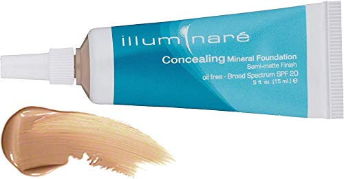 Illuminare Concealing Mineral Foundation - Florentine Fair - 0.5 oz