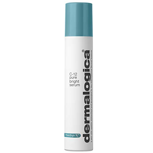 Dermalogica Powerbright TRX C-12 Pure Bright Serum, 1.7 Fl Oz