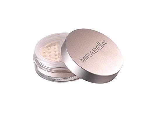 Mirabella Perfecting Loose Finishing Powder - Shine-free & Oil Control Translucent Matte Face Makeup, 4g/0.14oz