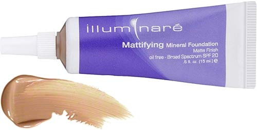 Illuminare Mattifying Mineral Foundation - Florentine Fair - 0.5 oz