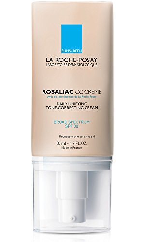 La Roche-Posay Rosaliac CC Cream with SPF 30, 1.7 Fl oz