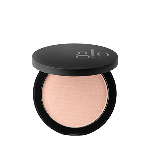 Glo Skin Beauty Mineral Pressed Powder Foundation, Beige Dark