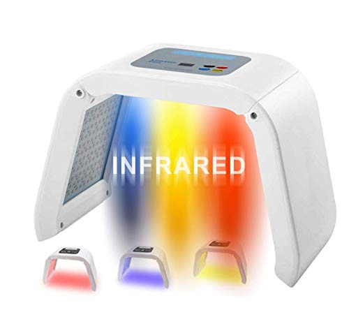 EASYBEAUTY PDT LED 4 in 1 Photon LED light therapy electric face massager body beauty skin care photon therapy machine
