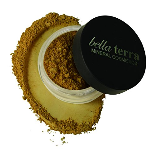 Bella Terra Mineral Powder Foundation 9 grams, Brown Sugar