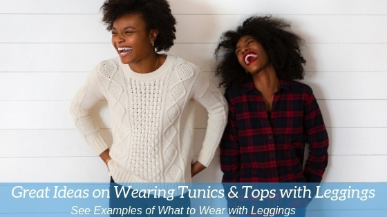 tops and tunics for leggings