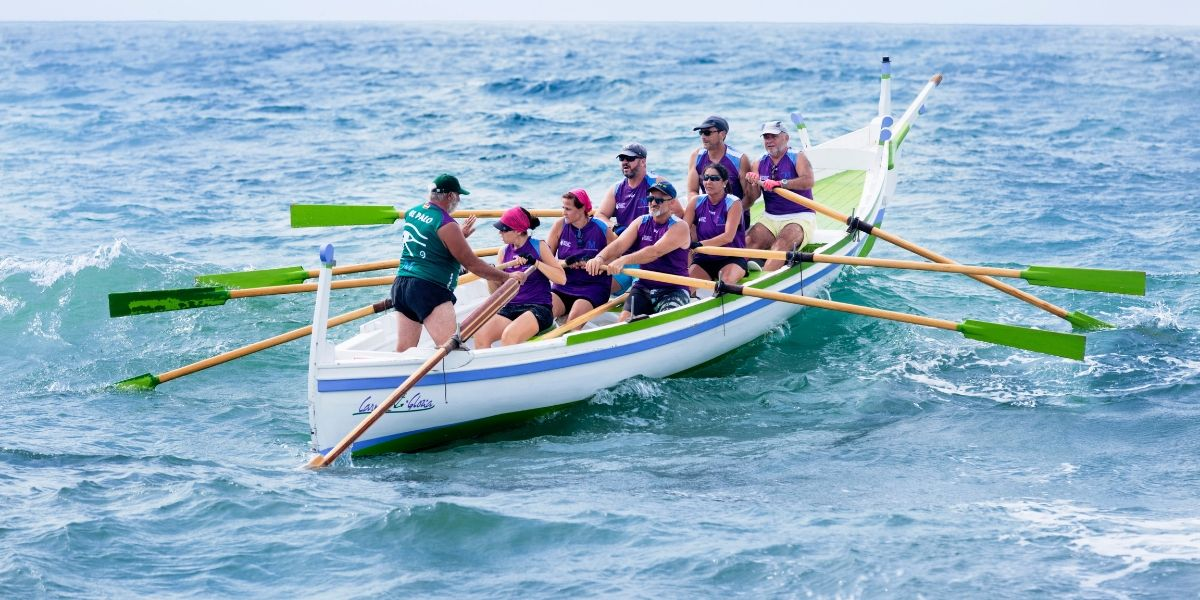 recreational activities - rowing