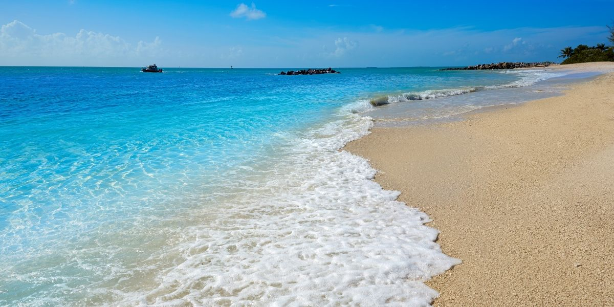 Best-time-to-visit-Key-West-beach