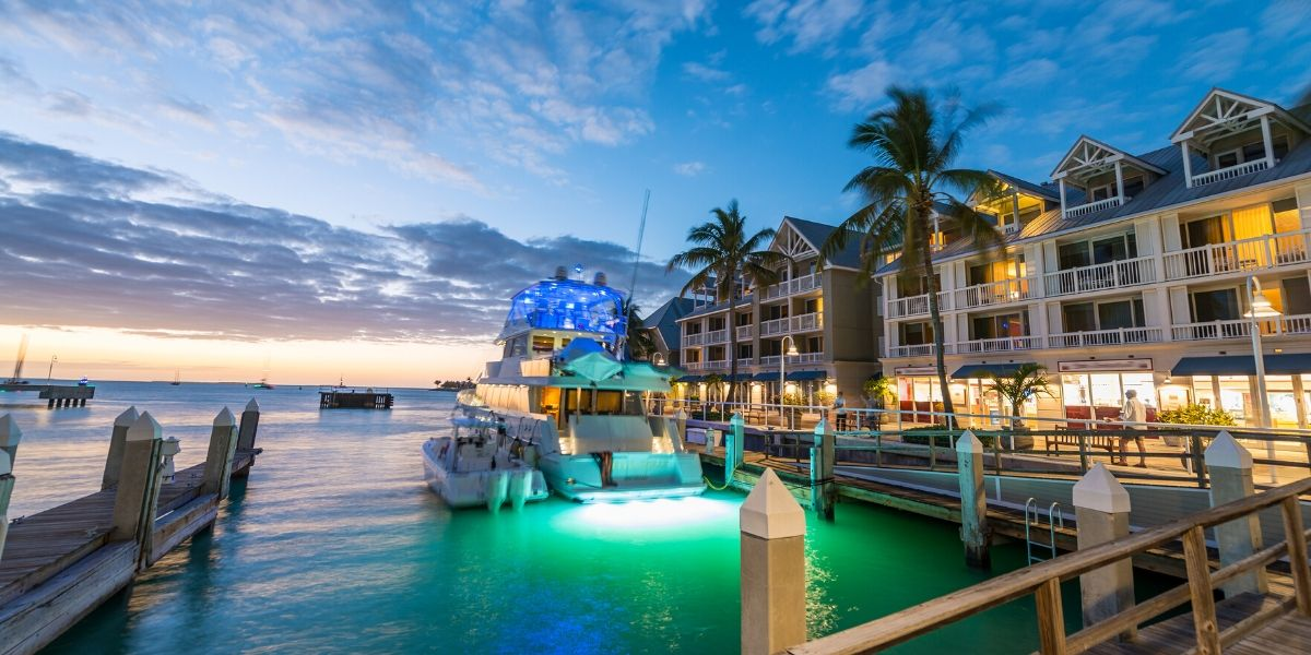 Best-time-to-visit-Key-west-boat-pier