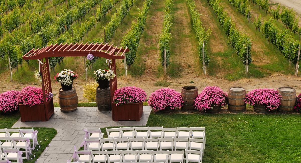 weddings - things to do in Napa Valley