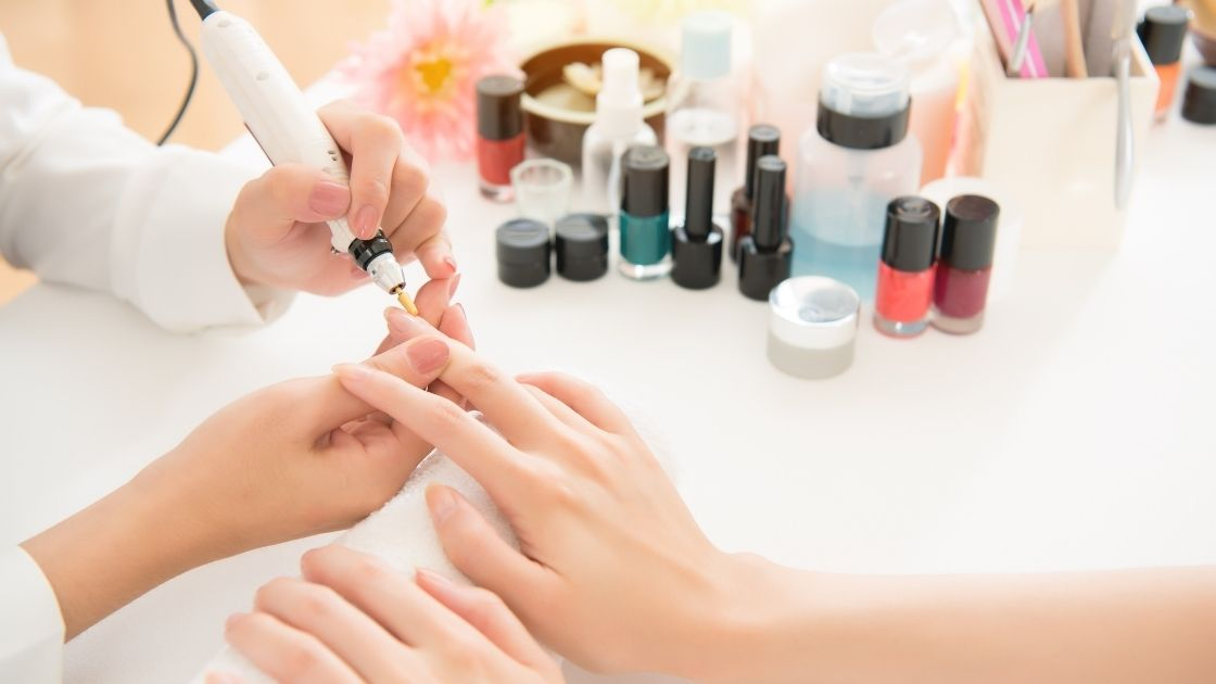 Can you use nail drills on natural nails