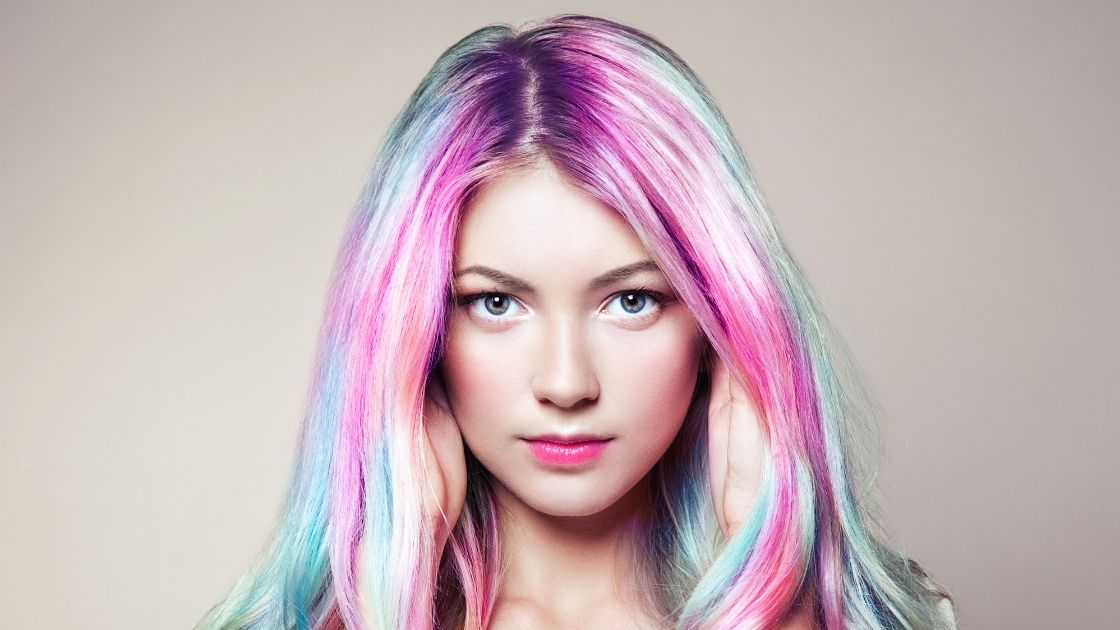 How to stop hair color from turning red