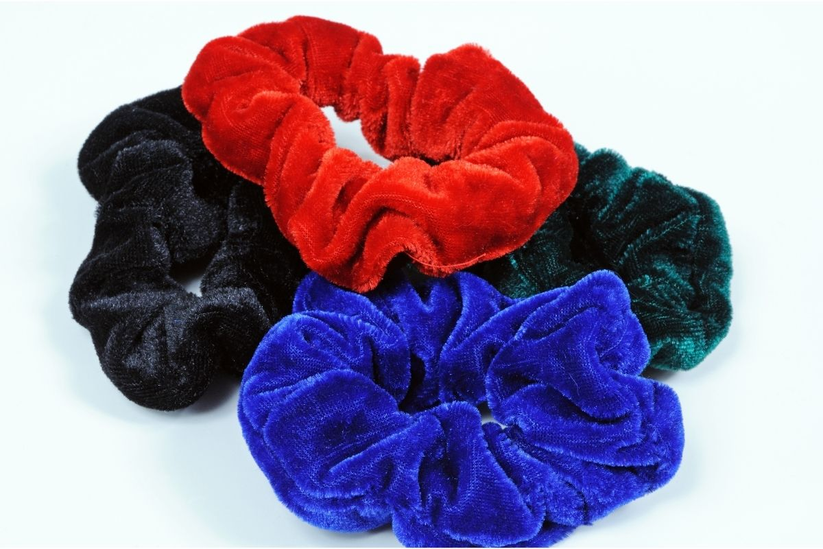 Can You Wash Velvet Scrunchies